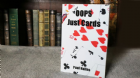 OOPS Just Cards by Paul Hallas - Book